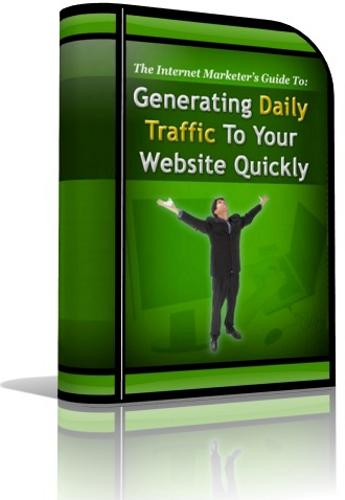 Product picture How To Get Daily Traffic To Your Website